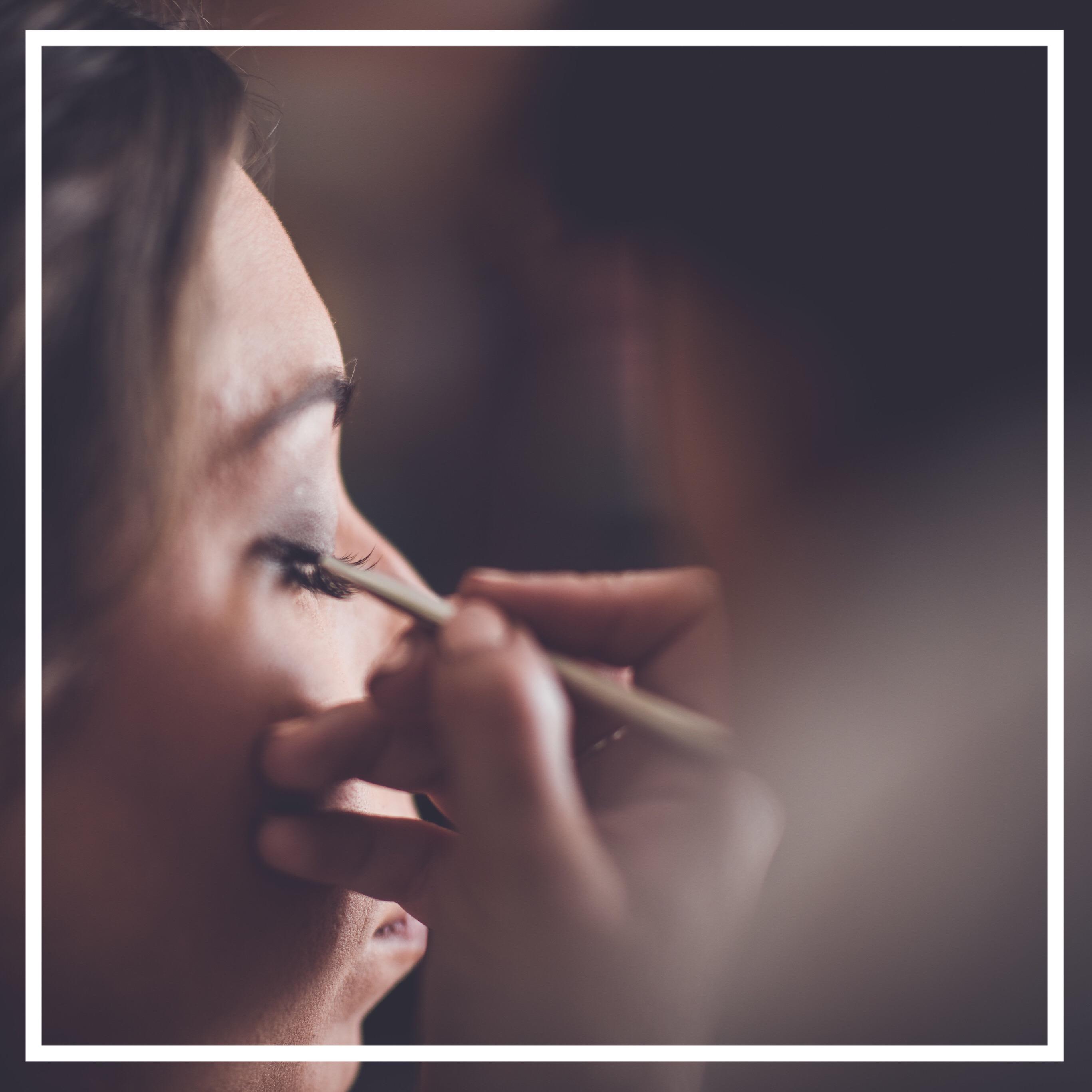 Essai maquillage et Jour J mariage