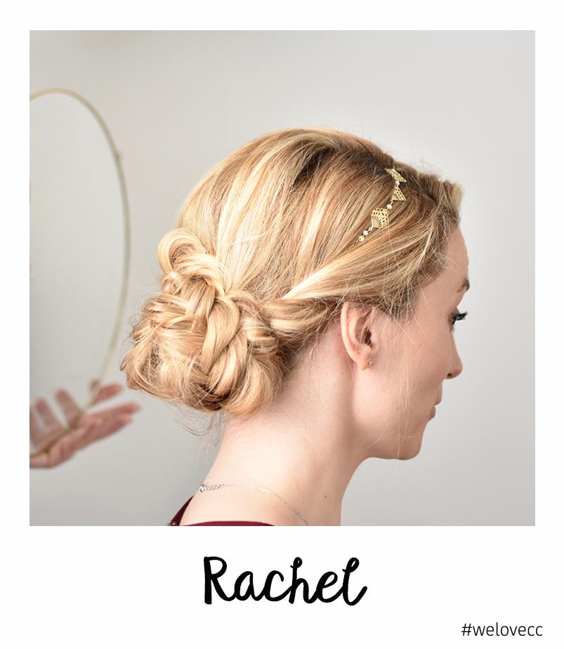 Rachel  coiffure tendance du mois bar à coiffures paris