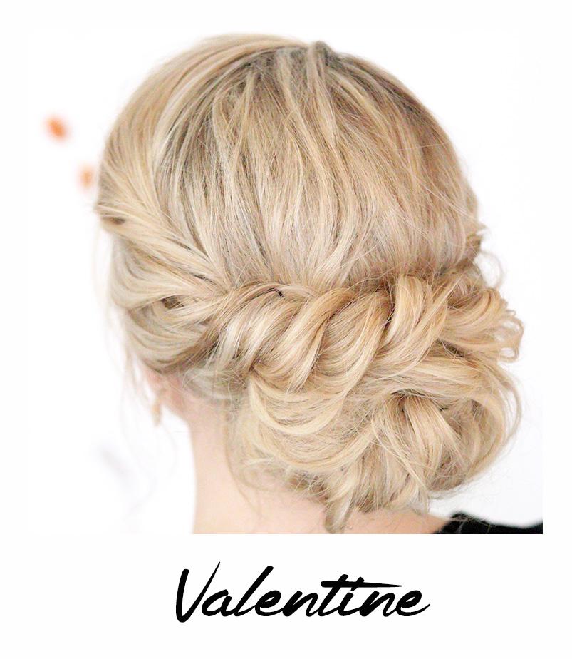Valentine coiffure tendance du mois bar à coiffures paris