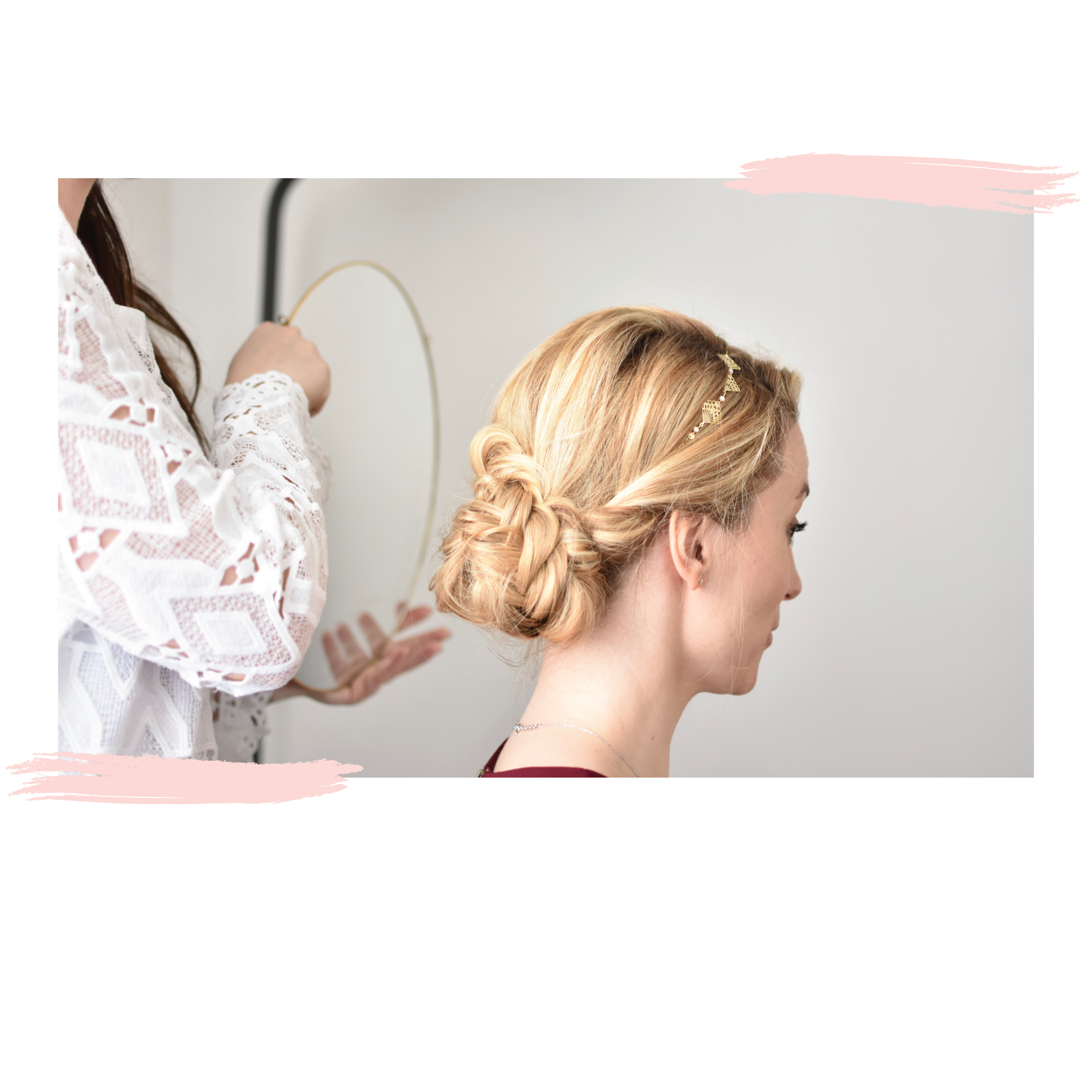 coiffure maquillage complet