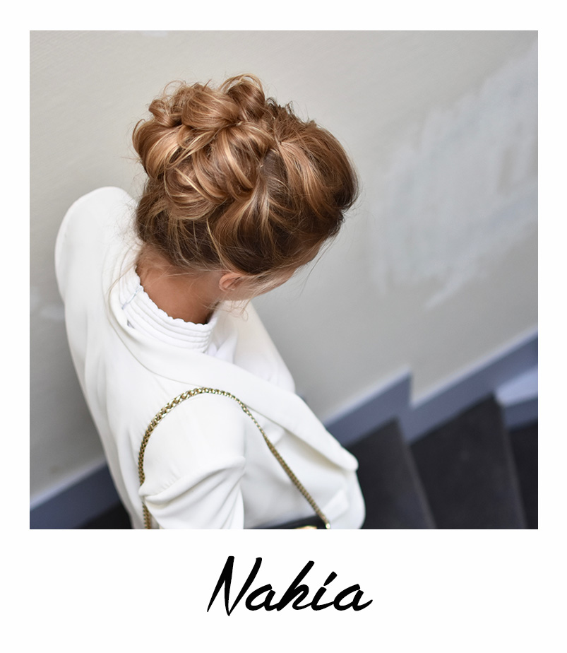 Nahia coiffure tendance du mois bar à coiffures paris