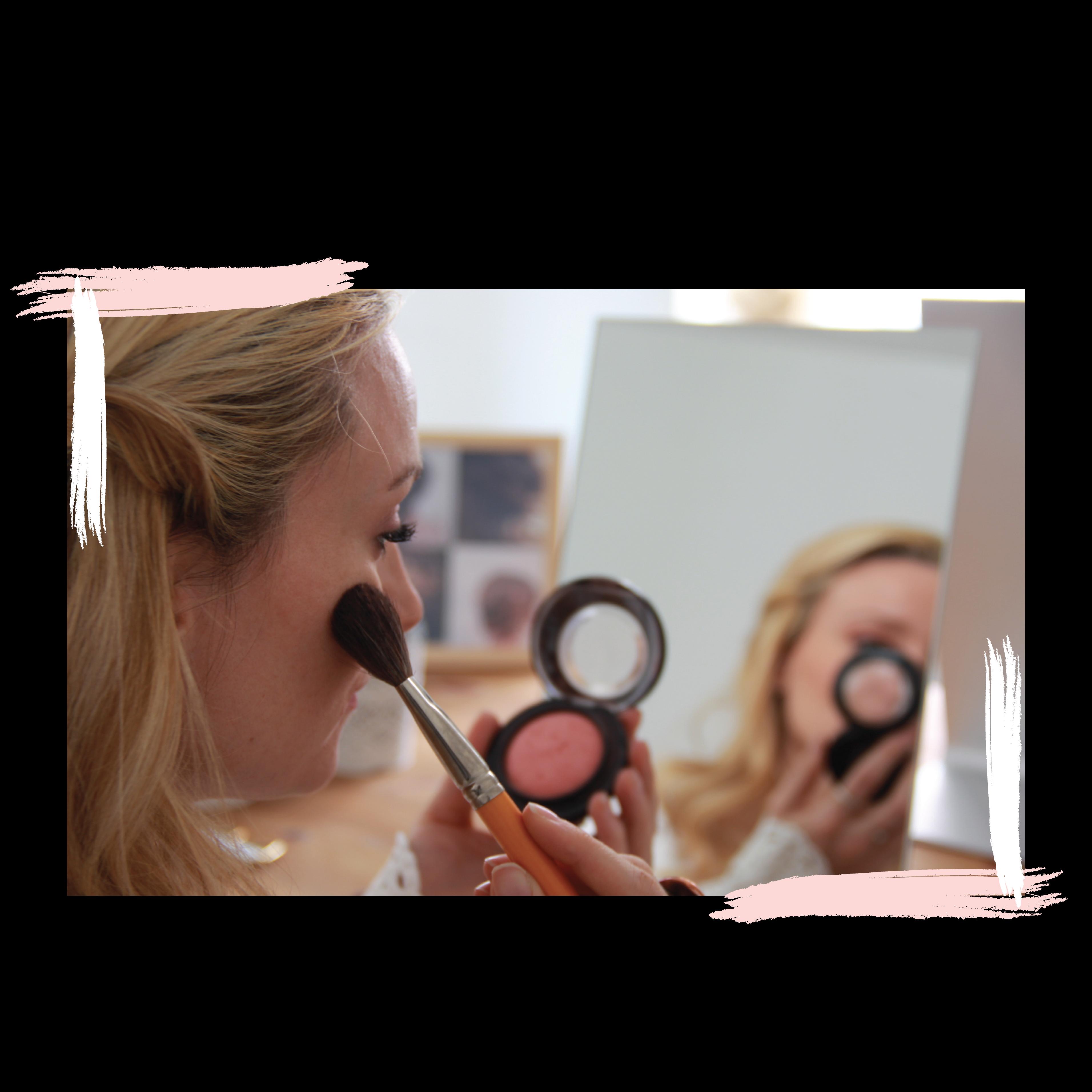 Atelier maquillage individuel